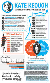 48 Best Infographic Resume Images On Pinterest Infographic