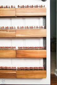 How To Build A Spice Rack Enchanting How To Build A DIY Spice Rack That Can Hang On Your Pantry Door