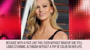 10 shocking photos of supermodels without makeup