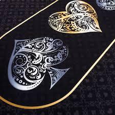 Poker Table Felt Designs Slick Graphics On This Custom Poker Table Felt Design Your