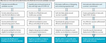 covid 19 vaccine trials should seek