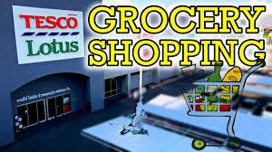 Inside Bangkok's Grocery Chain Store (Tesco Lotus) 🛒 - YouTube