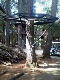 simple tree platforms. Brilliant Simple TreeHouse Zip Platforms On Simple Tree