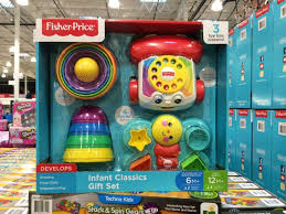 costco 2140446 fisher clic infant 3 peace