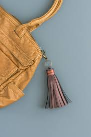add them to easy diy leather tassels use a cricut machine for the cutting
