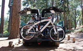 Diy bicycle rack Homemade Metal Installing Tesla Model Bike Rack Once You Go Fullswing You Cant Go Back Teslaraticom Installing Tesla Model Bike Rack Once You Go Fullswing You Can