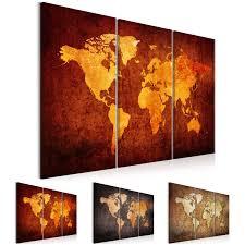 Möbel Wohnen Wandbilder Xxl Leinwand Bilder Abstrakt Wohnzimmer