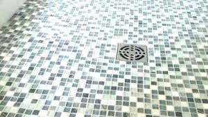 stone shower floor tile marvelous at pebble pebbles best ideas on master natural vanity cleaner cleaning