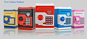 coin box for kids. Exellent Box Money Safe Treasury Vault Bank Coin Box For Kids With Electronic  Lock A