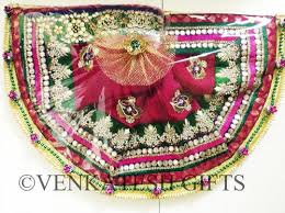 Saree Tray Decoration Interesting Decorative Wedding Saree Tray At Rs 32 Single Saree Pack Karne