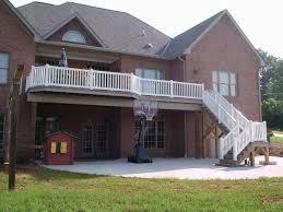 Under Deck Patio Designs Create Usable Outdoor Living Area Under Your Deck Patio