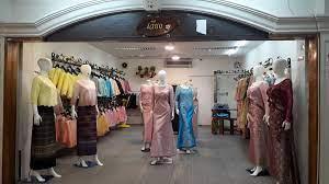 ร้านเวียงไหมไทย Viang Thai Silk