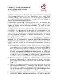 Breach Of Employment Contract Interpretation Of Contracts Simplebooklet 9