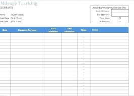 Mileage Book Sheet For Excel Vehicle Mileage Log Template Luxury Book 3 X