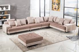 Modern Living Room Sectionals Maura Modern Living Room Sectional