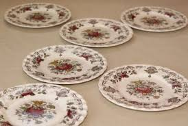 1950'S Dinnerware Patterns Best Old Antique China Plates Dishes