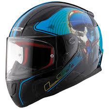Ls2 Size Chart India Ls2 Rapid Mach Ii Fighter Pilot Full Face Helmet 353 1227