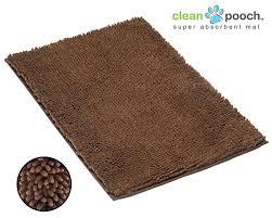 clean pooch mat