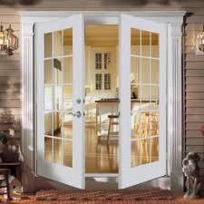 exterior french patio doors. reliabilt 5\u0027 french patio door wind code approved steel 15-lite exterior doors i