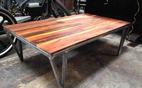 Image Outerlands Charcoal The Images Collection Of Coffee Table Mahoney Hot Trending Now Custom Wood And Metal Furniture Hot Trending Now