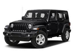 2018 jeep wrangler unlimited sahara automatic 4 door 4x4