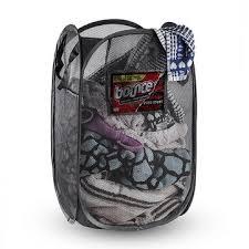 kcasa kc-0916 mesh pop up <b>laundry hamper foldable laundry</b> ...