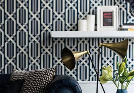 5 modern living room wallpaper ideas
