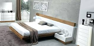ultra modern bedroom furniture. Ultra Modern Bed Lovable Bedroom Furniture Shining Made White And .
