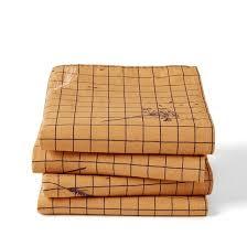 Комплект из 4 столовых полотенец из <b>стиранного</b> хлопка ...