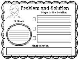 best problem and solution ideas reading story nonfiction text problem and solution graphic oganizer