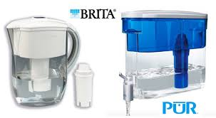 brita water filter. Brita Pur And TerraCylce Water Filter W