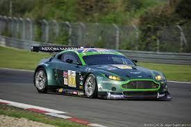 Fastest Car 2008 Aston Martin V8 Vantage Gt2
