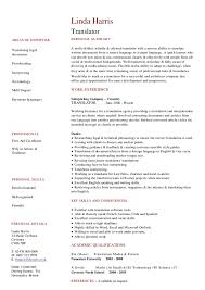 Teacher Assistant Sample Resume Education Job Cover Letter Sample Resume  Sample Freelance Translator Freelance Translator Resume