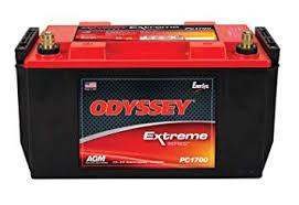 Odyssey Motorcycle Battery Application Chart Odyssey Pc1700 Battery 1110cca Amazon Co Uk Car Motorbike