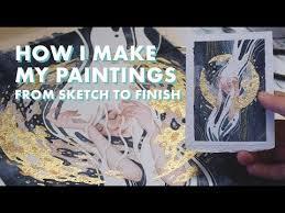2018 <b>Watercolor</b> Sketchbook - YouTube