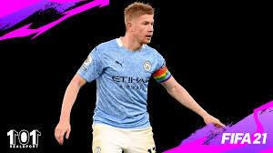 FIFA 21 TOTY: Kevin De Bruyne confirmed in the XI!
