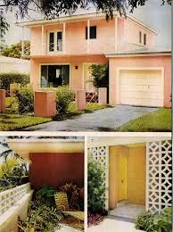 Exterior Colors For  Houses Retro Renovation - Home exterior paint colors photos