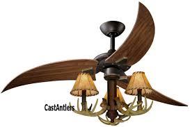 48 modern antler ceiling fan