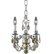 this chandelier has golden teak colored crystals that sparkle like jewels ht 10 x wd 10
