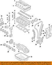 timing components for kia kia oem 07 10 rondo engine timing camshaft cam gear 243702g000 fits kia