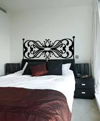 headboard vinyl wall decal vinyl wall decal sticker headboard design wall  decals . headboard vinyl wall ...