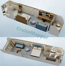 disney fantasy concierge family balcony cabin floor plan