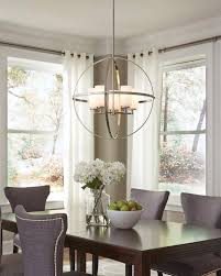 brushed nickel chandelier outdoor orb chandeliers large sphere black globe modern art deco bedroom glass bulb where to dining room unusual french