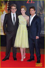 Tom Cruise: 'Jack Reacher' Japan Premiere!: Photo 2787547   Rosamund Pike, Tom  Cruise Pictures