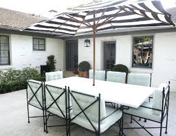 black and white striped outdoor umbrella lovable design for striped patio umbrella ideas black and white