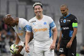 """Goal on Twitter: """"Samir Nasri was back on the pitch playing for Marseille  in a charity game 😃 He announced his retirement just last month…  https://t.co/ZAIg8MEIv1"""""""