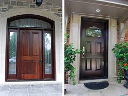 double front entry door blind wonderful arched entry door sidelight 4 solid wood entry doors home