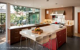 Mid Century Modern Kitchen, Upgraded By Building Lab