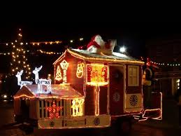 whittlesey round table will be bringing santa round the streets of thorney today doing a bit of a recce for his next visit on eve