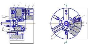 Курсовой по технологии машиностроения Чертежи Чертежи  Курсовой по технологии машиностроения Чертежи